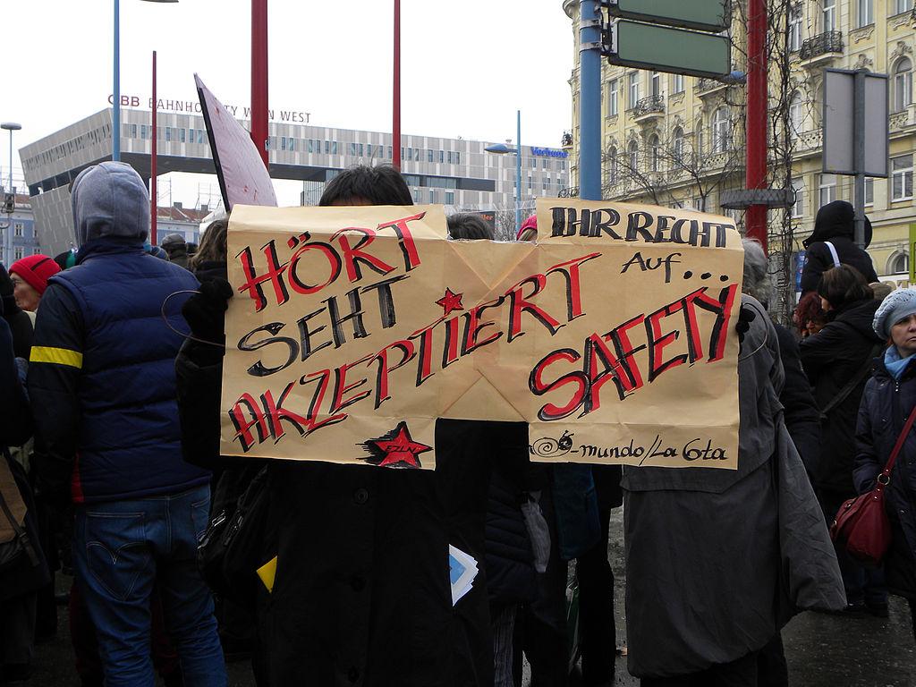 Demo Wien Photo: Demo Gleiche Rechte Für Alle