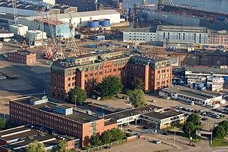 Blohm+Voss - Administrative building