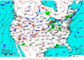 2013-07-08 Surface Weather Map NOAA.png