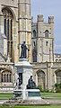 20130808 Kings College Front Court Fountain.jpg