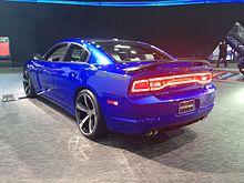 Dodge Charger (LX/LD) - Wikipedia