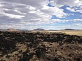 2014-07-18 17 06 43 View across the top of the Black Rock Lava Flow, Nevada.JPG