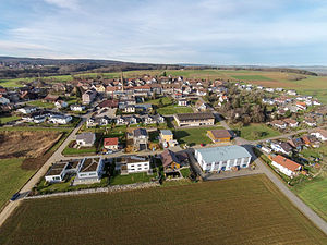 Lohn, Schaffhausen - Image: 2014 12 22 14 04 04 Switzerland Kanton Schaffhausen Lohn SH Lohn SH