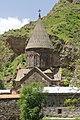 2014 Prowincja Kotajk, Klasztor Geghard (26).jpg