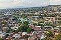 2014 Tbilisi, Widoki z Twierdzy Narikala (02).jpg