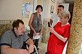 2015-06-25. Глинка, Елизавета Петровна в ДГБФ «Доброта» 05 .jpg