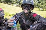 2015.8.11 수도기계화보병사단 신병교육대 각개전투훈련 Individual combat skill and techniques training, Republic of Korea Army Capital Mechanized Infantry Division (22169772494).jpg