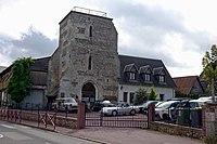 2016 - Beaumont-le-Roger - église de Vieilles.jpg