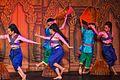 2016 Phnom Penh, Tradycyjny Kambodżański Pokaz Tańca (070).jpg