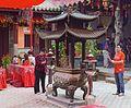 2016 Singapur, Chinatown, Ulica Telok Ayer, Thian Hock Keng (21).jpg