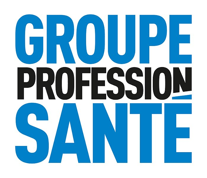 File:2017-Logo Groupe Profession Santé.jpg