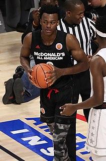 Jarred Vanderbilt American basketball player