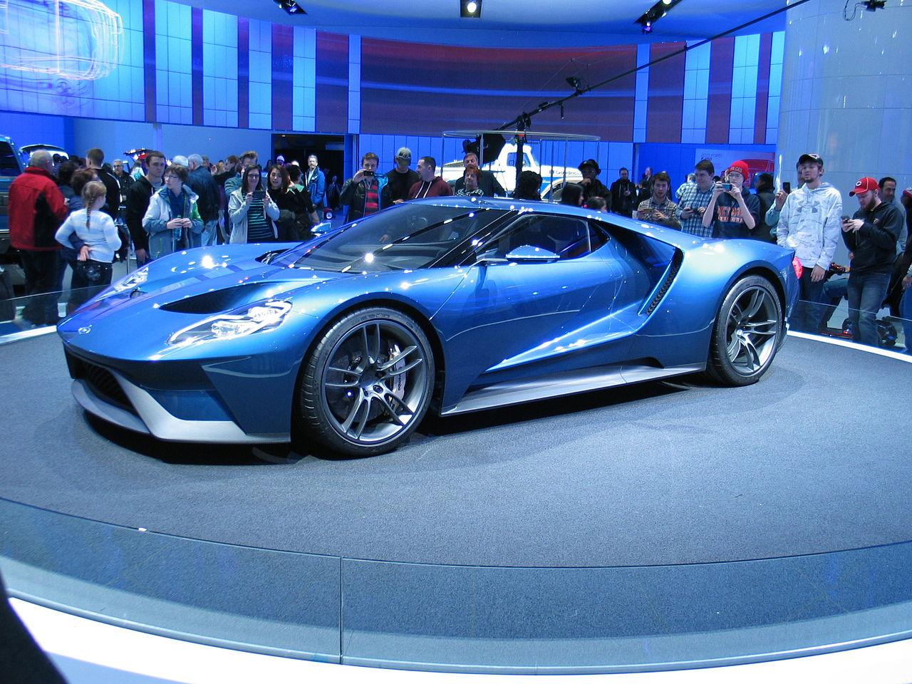 Future American Sports Cars