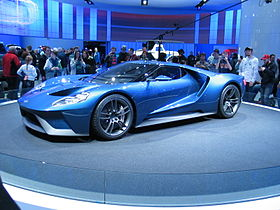 2017 ford gt frontjpg - 2016 Ford Gt Engine