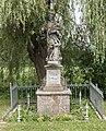 2017 Rzeźba św. Jana Nepomucena w Roztokach.jpg