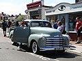 2018-08-01 1950 Chevrolet truck, Station Road, Sheringham (1).JPG