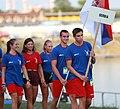 2018-08-07 World Rowing Junior Championships (Opening Ceremony) by Sandro Halank–110.jpg