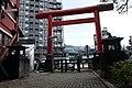 2018Xizhi Shrine Torii &神橋燈籠.jpg