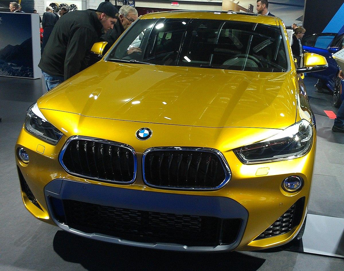 I3 Bmw 2018 >> BMW X2 - Wikipedia