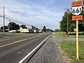 2019-08-02 08 22 14 Erroneous sign for Virginia State Route 661 using a Ohio state route shield along southbound U.S. Route 11 (Martinsburg Pike) in Stephenson, Frederick County, Virginia.jpg