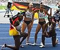 2019-09-01 ISTAF 2019 4 x 100 m relay race (Martin Rulsch) 33.jpg