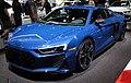 2019 Audi R8 V10 performance quattro front NYIAS 2019.jpg