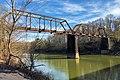 2021-03-12 Milstead, AL - Tallapoosa River Railroad Bridge (Tallassee and Montgomery Railway).jpg