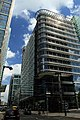 20 Canada Square from Upper Bank Street in London Borough of Tower Hamlets, spring 2013.jpg