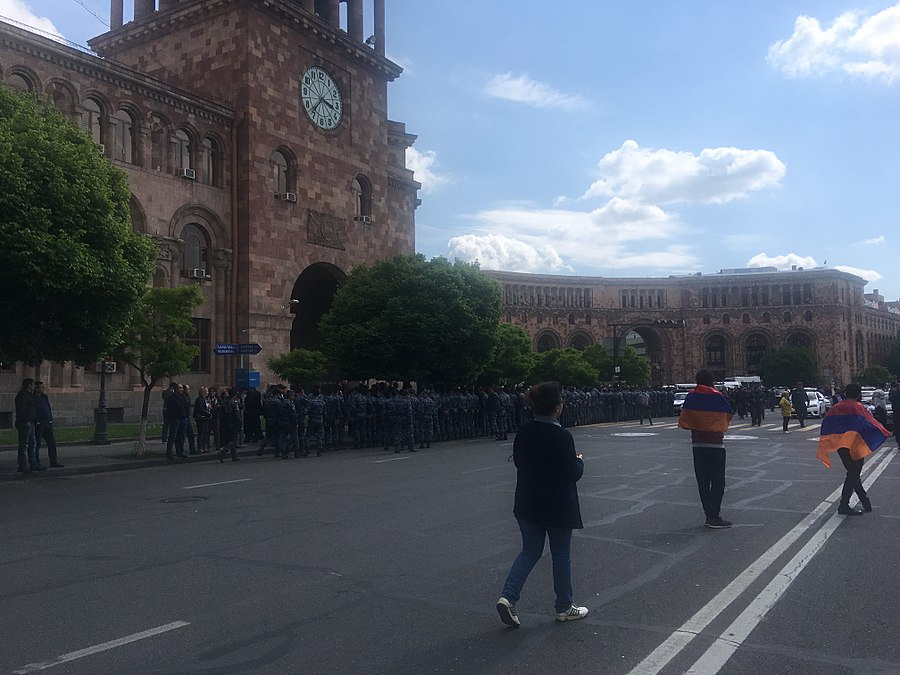 22.04.2018 Protest Demonstration, Yerevan 51.jpg