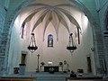 293 Església del Carme (Camprodon), presbiteri.JPG