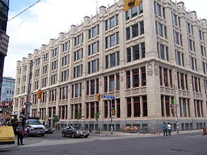 299 Queen Street West - 299 Queen Street West, as seen from the corner of Richmond and John Street.
