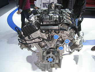 Twin-turbo - 3.5 Ford EcoBoost engine (Twin Turbo)