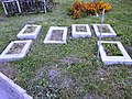 3. Військова ділянка на громадянському кладовищі; Рівне.JPG