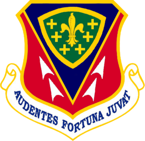 366th Fighter Wing - Emblem of the 366th Fighter Wing