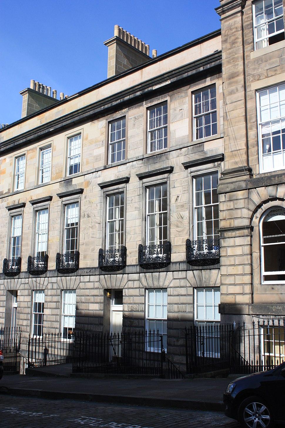 3 Forres Street, Edinburgh