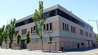 The Press Democrat - The Press Democrat Headquarters in Santa Rosa