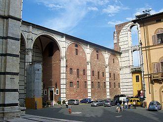 Museo dell'Opera del Duomo (Siena) - Image: 484Siena Opera Metropolitana