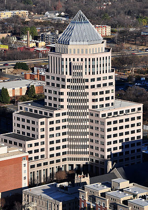 525 North Tryon - Image: 525 North Tryon