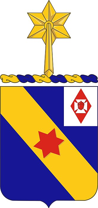 52nd Infantry Regiment (United States) - Coat of arms