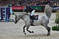 54eme CHI de Genève - 20141213 - Prix Credit Suisse - Roger Yves Bost et Pégase du Murier 4.jpg