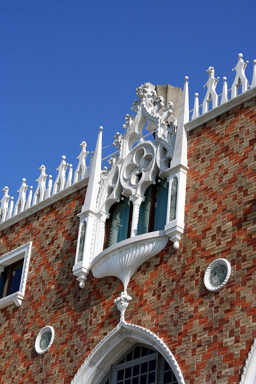 File 5815 venezia giudecca mario de maria casa dei for Casa revival gotica