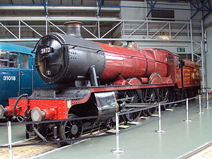 5972 Hogwarts Castle at NRM York - DSC07784.JPG