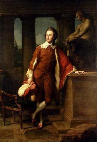 Anthony Ashley-Cooper, 5th Earl of Shaftesbury - Anthony Ashley-Cooper, 5th Earl of Shaftesbury by Pompeo Batoni