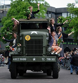 5th of may liberation ride, Enschede (11417446373).jpg
