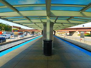 63rd station - Image: 63rd Street Station