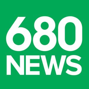 CFTR (AM) - Image: 680News 2015 Logo