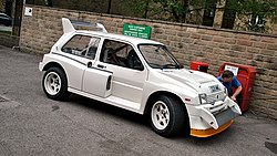 Image illustrative de l'article MG Metro 6R4
