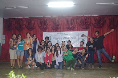 6th Waray Wikipedia Edit-a-thon 30.jpg