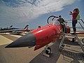 75 Aniversario de la Academia General del Aire CASA C-101 Aviojet (Patrulla Águila) (41981115974).jpg