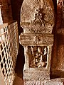 7th century Kumara Brahma Temple, Alampur Navabrahma, Telangana India - 33.jpg